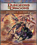 Marauders of the Dune Sea : An Adventure for Characters of 2nd Level - Chris Sims