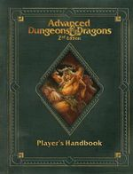 D&D Premium 2nd Ed. Players Handbook : Baroque - Wizards RPG Team