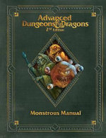 D&D Premium 2nd Ed. Monster Manual - Wizards RPG Team
