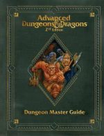 D&D Premium 2nd Ed. DM's Guide - Wizards RPG Team