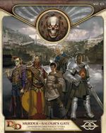 Murder in Baldur's Gate : Sundering Adventure 1 - Ed Grrenwood