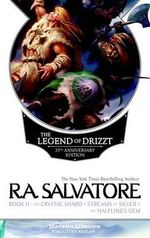 The Legend of Drizzt Book 2 : Legend of Drizzt - R. A. Salvatore