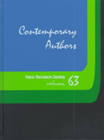 Contemporary Authors New Revision Series : A Bio-Bibliographical Guide to Current Writers in Fiction, General Non-Fiction, Poetry, Journalism, Drama, Motion Pictures, Television, & Other Fields - Gale Group