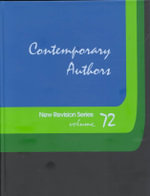Contemporary Authors New Revision Series : v. 72 - Gale Group