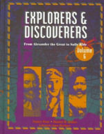 Explorers and Discoverers : v. 6 - Peggy Saari