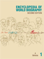 Encyclopaedia of World Biography Supplements : Vol 19 - Jennifer Mossman