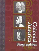 Colonial America : Biographies - Peggy Saari