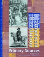 American Revolution : Primary Sources - Linda Schmittroth