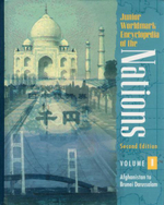Junior Worldmark Encyclopedia of the Nations  : Second Edition