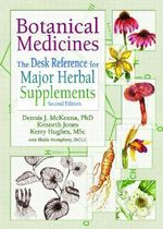 The Natural Dietary Supplement Desktop Reference : The Desk Reference for Major Herbal Supplements, Second Edition - Dennis J. Mckenna