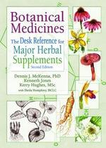 The Natural Dietary Supplement Desktop Reference : The Desk Reference for Major Herbal Supplements - Dennis J. McKenna