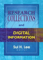 Research Collections and Digital Information - Sul H Lee