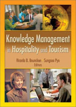 Knowledge Management in Hospitality and Tourism - Ricarda B. Bouncken
