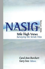 Mile-High Views : Surveying the Serials Vista : Nasig 2006 :  Surveying the Serials Vista : Nasig 2006