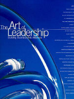 The Art of Leadership : Building Business-arts Alliances - David Finn