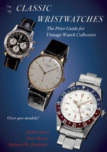 Classic Wristwatches 2014-15 : The Price Guide for Vintage Watch Collectors - Stefan Muser