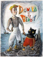 Donald and Benoit :  The Story of a Cat and a Boy - John Patrick Byrne