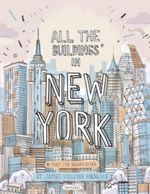 All the Buildings in New York : That I've Drawn So Far - James Gulliver Hancock