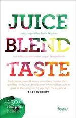 Juice Blend Drink - Cindy Palusamy