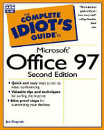The Complete Idiot's Guide to Microsoft Office 97 - Sherry Kinkoph