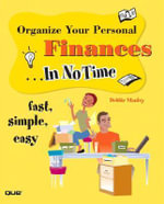 Organize Your Personal Finances in No Time - Debbie Stanley