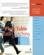 Pivot Table Data Crunching - Michael Alexander