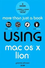 Using Mac OS X Lion - Yvonne Johnson