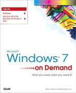 Microsoft Windows 7 on Demand : On Demand - Steve Johnson