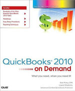 QuickBooks 2010 on Demand - Gail Perry, CPA