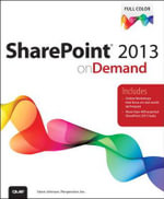 SharePoint 2013 on Demand - Steve Johnson