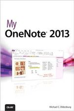 My OneNote 2013 - Michael C. Oldenburg