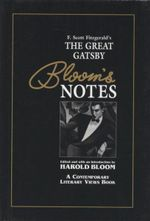 F.Scott Fitzgerald's Great Gatsby : Bloom's Notes