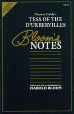 Thomas Hardy's Tess of the D'Urbervilles : Bloom's Notes : Bloom's Notes