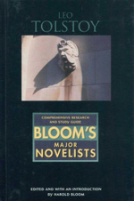 Leo Tolstoy : Bloom's Major Novelists - Harold Bloom