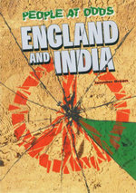 England and India : People At Odds - Jennifer Breen