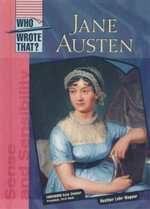 Jane Austen : Who Wrote That? Series - Heather Lehr Wagner