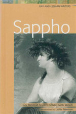 Sappho : Gay and Lesbian Writers - Jane McIntosh Snyder