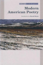 Modern American Poetry : Bloom's Period Studies