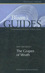 John Steinbeck's the Grapes of Wrath : Bloom's Guides
