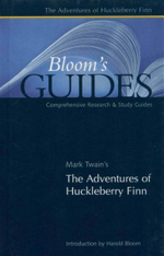Mark Twain's The Adventures of Huckleberry Finn : Bloom's Guides
