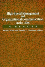 High-Speed Management and Organizational Communication in the 1990s : A Reader