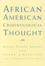 African American Criminological Thought - Helen Taylor Greene