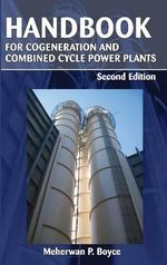 Handbook for Cogeneration and Combined Cycle Power Plants - Meherwan P. Boyce