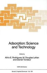 Adsorption : Science and Technology