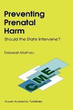 Balancing Act : Should the State Intervene? - Deborah Mathieu