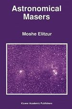 Astronomical Masers : Cross-Section Data - Moshe Elitzur