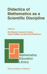 Didactics of Mathematics as a Scientific Discipline : The Big Idea: Scientists Who Changed the World
