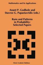 Runs and Patterns in Probability : Selected Papers :  Selected Papers