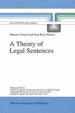 A Theory of Legal Sentences - Manuel Atienza