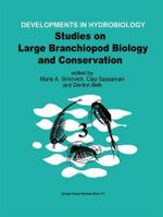 Studies on Large Branchiopod Biology and Conservation : Developments in Hydrobiology